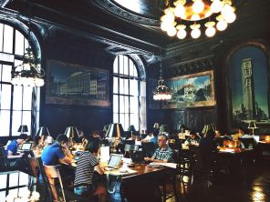 New York City Public Library - Bryant Park