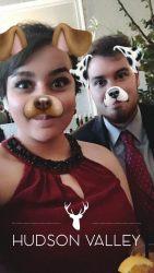 At the wedding <3