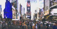 Time's Square - Manhattan